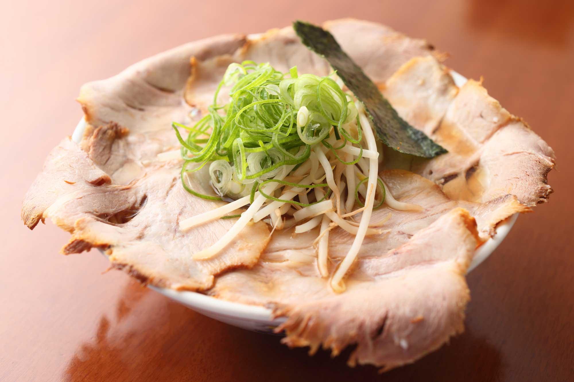 i謹製 中華そば チャーシュー麺